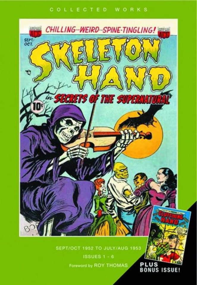 Skeleton Hand Vol. 1