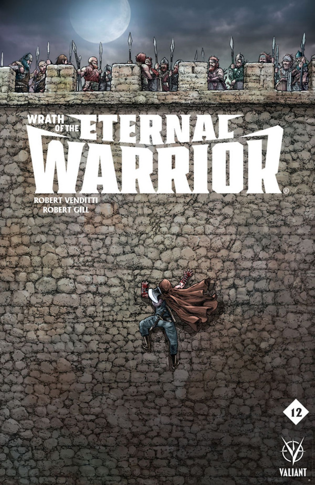 Wrath of the Eternal Warrior #12 (Ryp Cover)