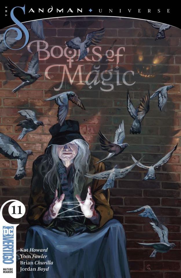 Books of Magic #11