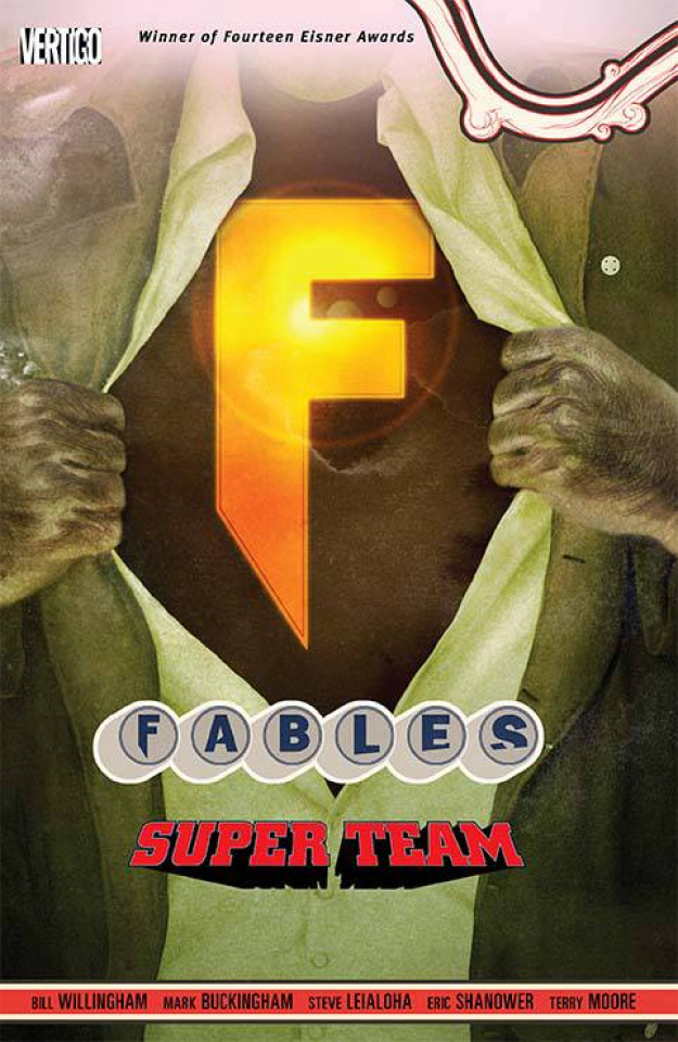 Fables Vol. 12 (Deluxe Edition)