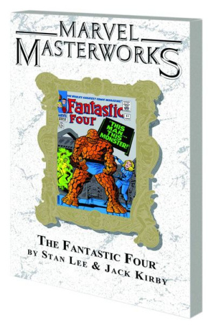 Fantastic Four Vol. 6 (Marvel Masterworks)