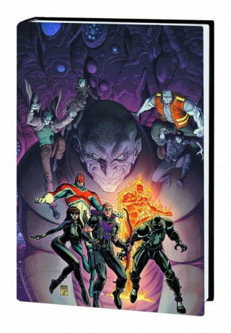 Secret Avengers by Rick Remender Vol. 1