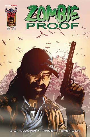 Zombie Proof: Zombie Zoo #1 (2 Copy Cover)