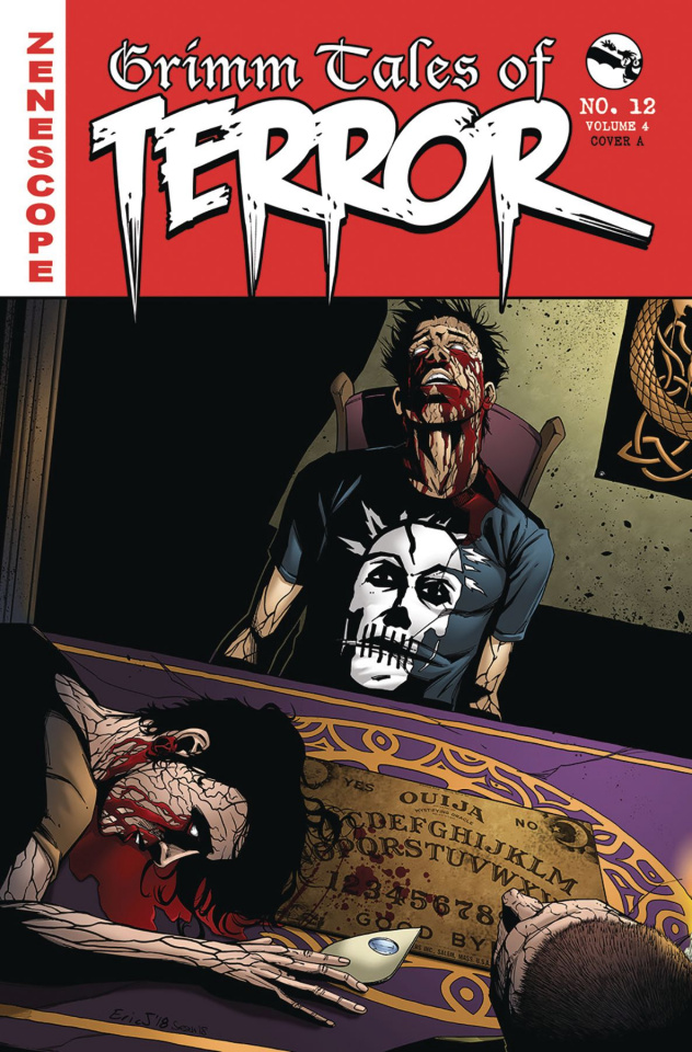 Grimm Fairy Tales: Tales of Terror #12 (Eric J Cover)