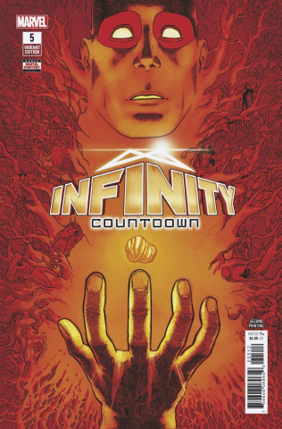 Infinity Countdown #5 (Hawthorne 2nd Printing)