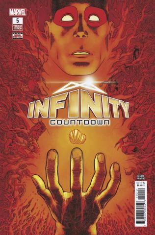 Infinity Countdown #5 (Hawthorne 2nd Printing)
