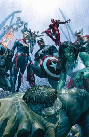 The Immortal Hulk #7