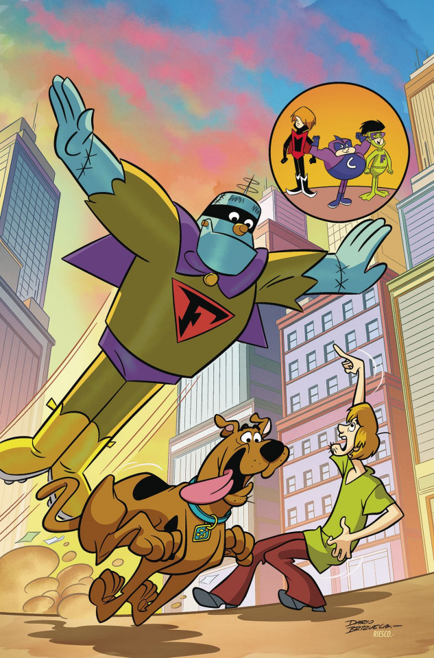 Scooby Doo Team-Up #22