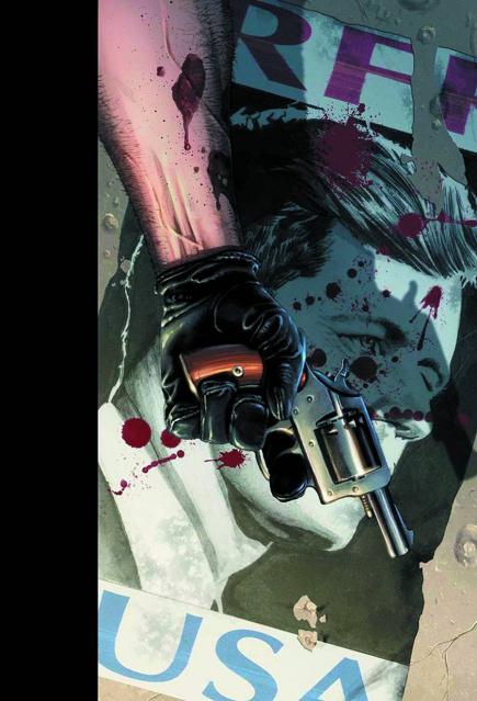 Before Watchmen: Comedian #6