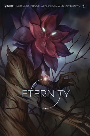 Eternity #3 (Djurdjevic Cover)