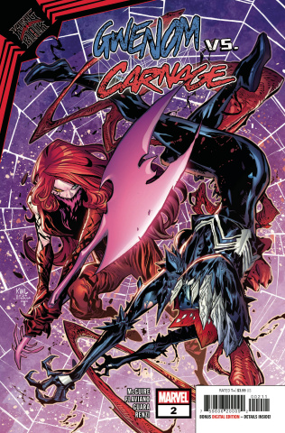 King In Black: Gwenom vs. Carnage #2
