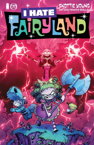 I Hate Fairyland #20 (Young Cover)