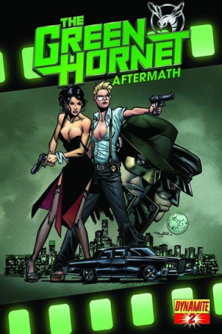 The Green Hornet: Aftermath #2