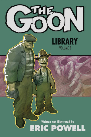 The Goon Vol. 3 (Library)
