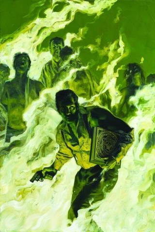Joe Golem, Occult Detective #5