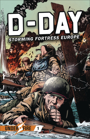D-Day: Storming Fortress Europe