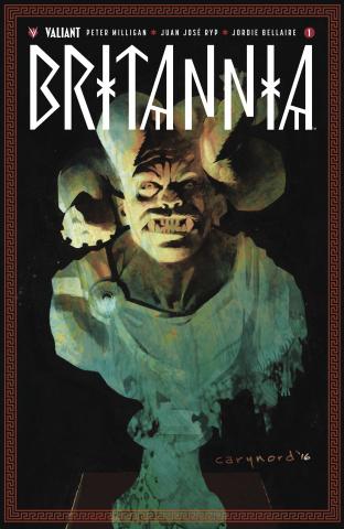 Britannia #1 (3rd Printing)