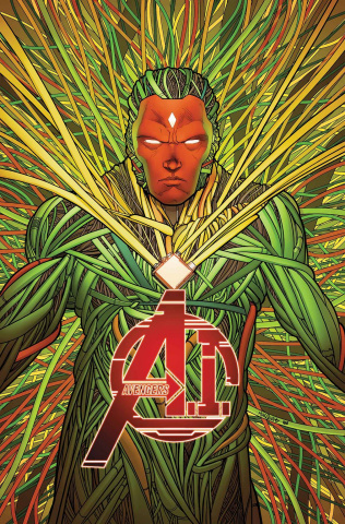 Avengers AI #8