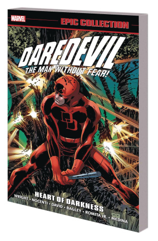 Daredevil: Heart of Darkness (Epic Collection)