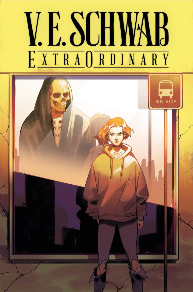 Extraordinary #2 (Rivas Cover)