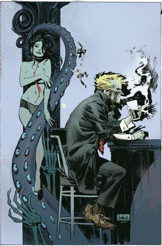 Hellblazer Vol. 24: Sanctioned
