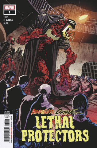 Absolute Carnage: Lethal Protectors #1 (2nd Printing)