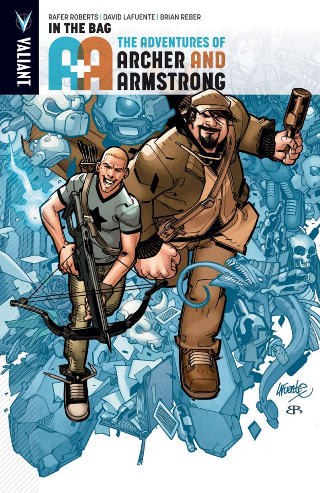 A&A: The Adventures of Archer & Armstrong Vol. 1: In the Bag