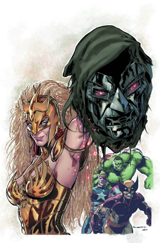 The Fearless Defenders #4