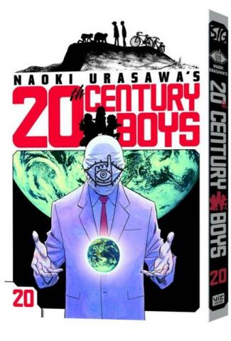 Naoki Urasawa's 20th Century Boys Vol. 20