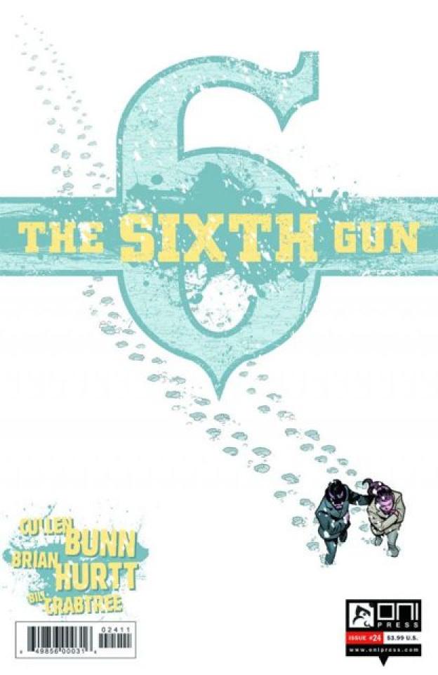 The Sixth Gun #24