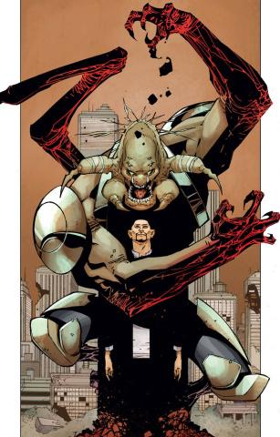 Imperium #12 (20 Copy Palo Cover)