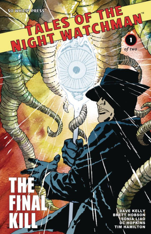 Tales of Night Watchman: The Final Kill #1