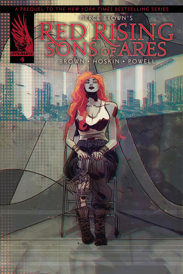 Red Rising #5 (Cypress Cover)