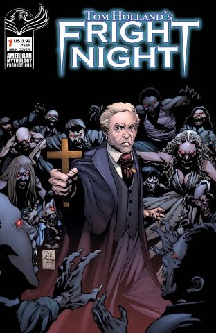 Fright Night #1 (Martinez Cover)