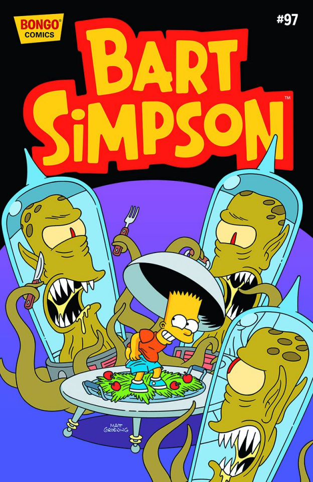 Bart Simpson Comics #97