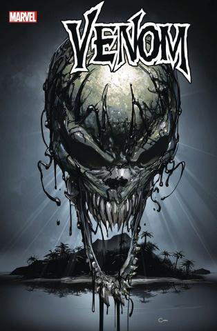 Venom #21 (Crain Teaser Cover)