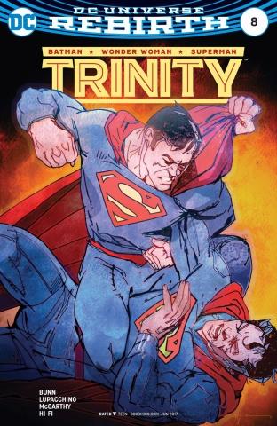 Trinity #8 (Variant Cover)