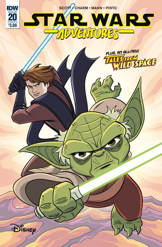 Star Wars Adventures #20 (Charm Cover)
