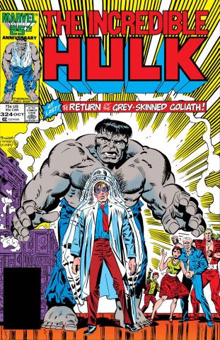 Hulk: Gray Hulk Returns #1 (True Believers)