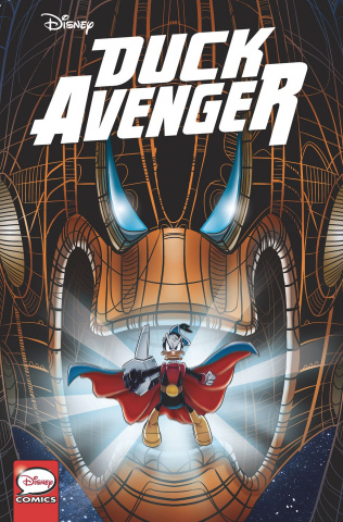 Duck Avenger: New Adventures Book 2