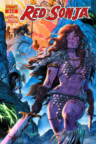 Red Sonja #13 (Renae De Liz Cover)