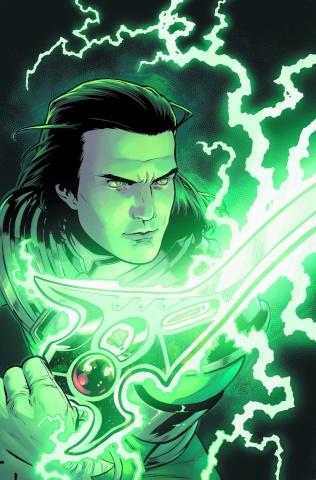 Mighty Morphin' Power Rangers #1 (Unlock Villain Cover)