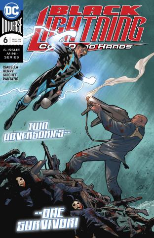 Black Lightning: Cold Dead Hands #6