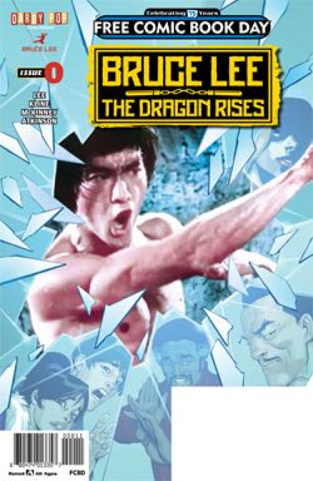 Bruce Lee: The Dragon Rises #1 (FCBD 2016 Edition)