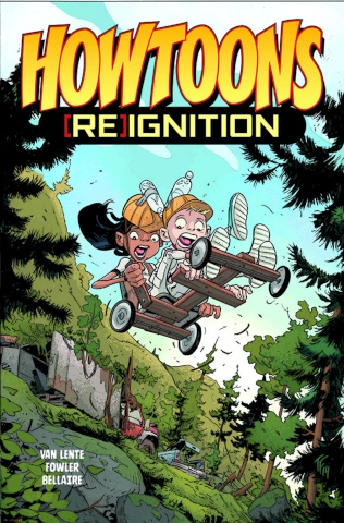 Howtoons: [Re]ignition #2