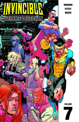 Invincible Ultimate Collection Vol. 7