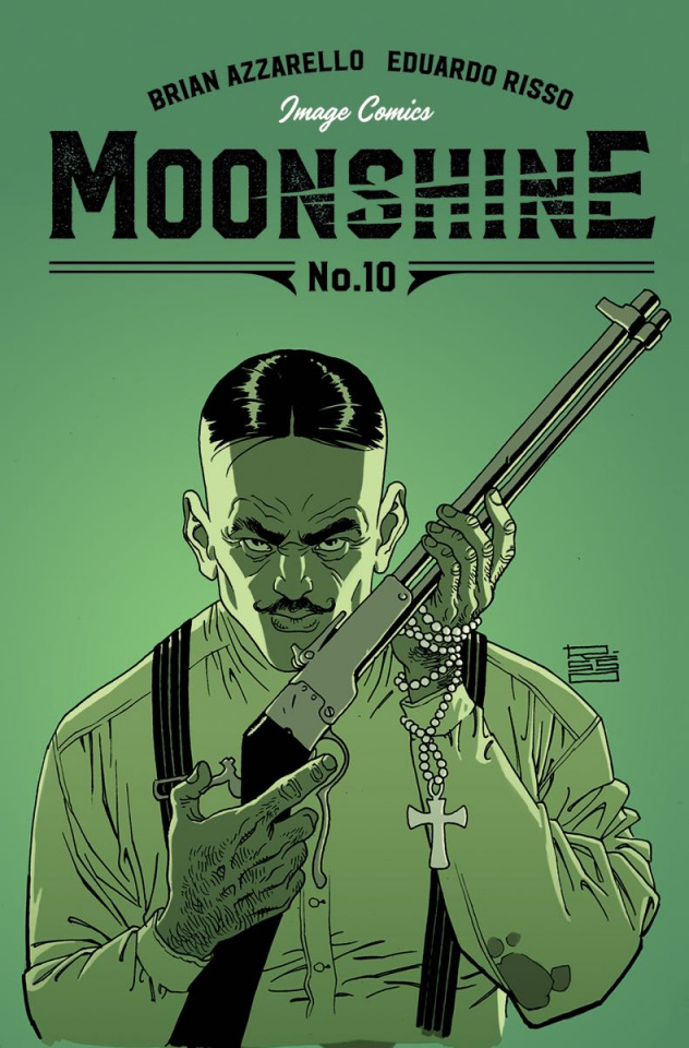 Moonshine #10 (Risso Cover)