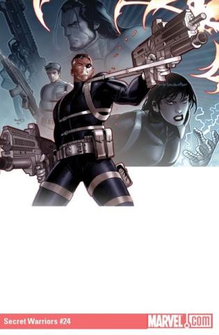 Secret Warriors #24