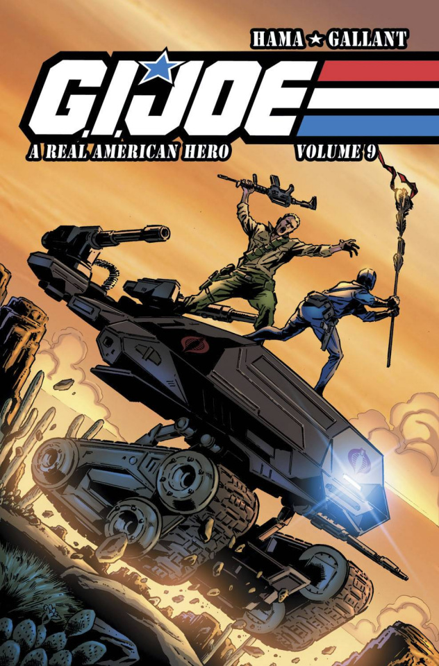 G.I. Joe: A Real American Hero Vol. 9
