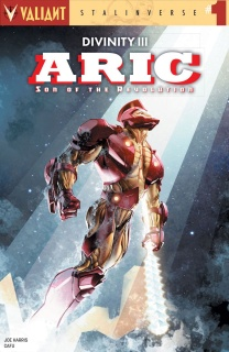 Divinity III: Aric #1 (Crain Cover)